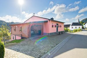 """""""Haus Rüberg"""" Heidschnuckenhof Schultheis (D-54655 Usch) - präsentiert von Eifel eXclusive"""
